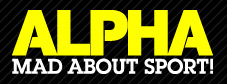 Alpha Magazine - Mad About Sport - logo